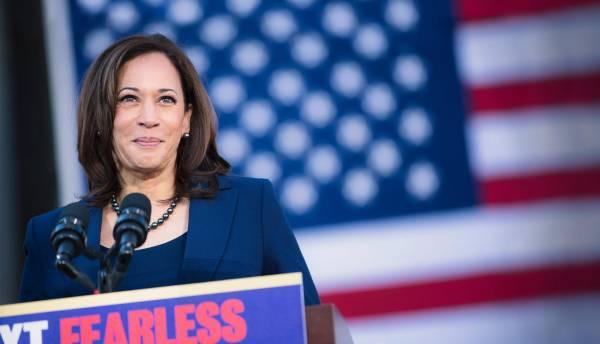 Biden Selects Harris as VP Pick