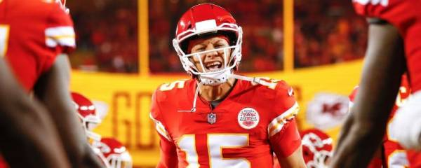 Draftkings Line on the Colts-Chiefs Game - AFC Divisional Round Playoffs