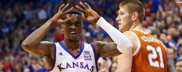 Oklahoma State vs. Kansas Betting Line - February 9