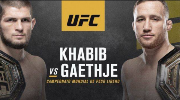 Where Can I Watch, Bet the Khabib vs. Gaethje Fight UFC 254 From Wichita