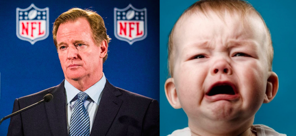NFL Commish Puts Kibosh on Kid's Charity Over Gambling Policy