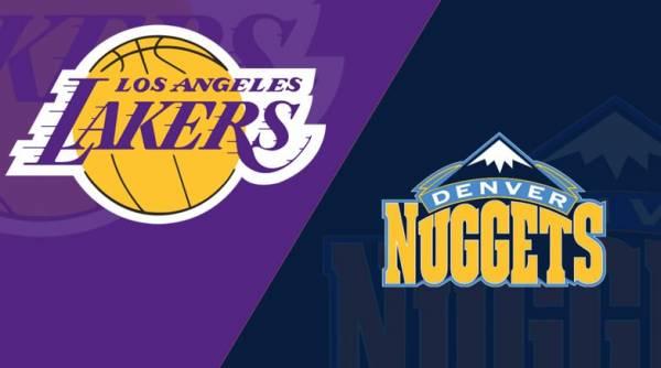 Denver Nuggets vs. LA Lakers Game 2 Betting Odds, Prop Bets