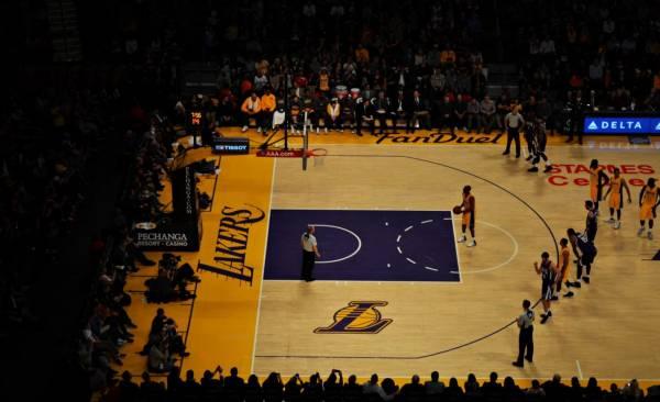 NBA winning odds