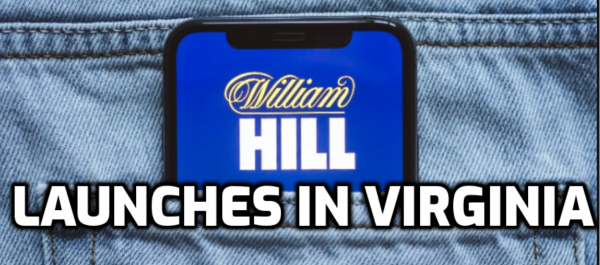 Can't Bet the Cavaliers, Hokies on William Hill App From Virginia