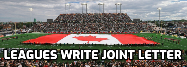Leagues Joint Letter Asks for Sports Betting in Canada, Family Goes to Prison