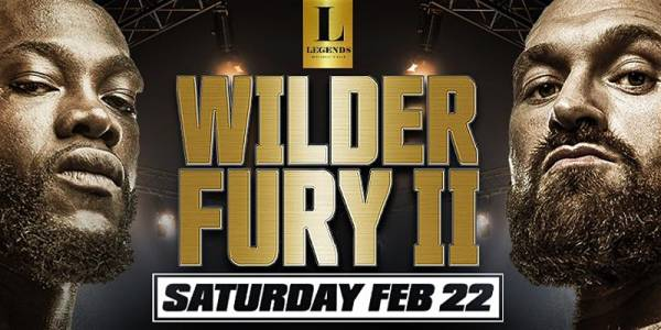 Where Can I Watch, Bet Wilder vs. Fury 2 From Detroit, Dearborn, Southgate Michigan