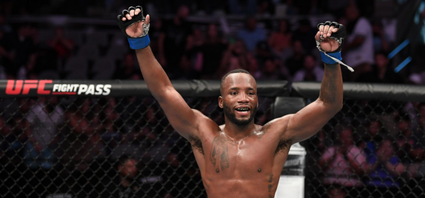 Edwards Opens as Solid Favorite Over Masvidal