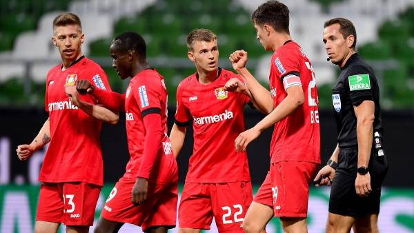 German Bundesliga Betting Odds, Tips - 26 October - Bayer Leverkusen - Augsburg