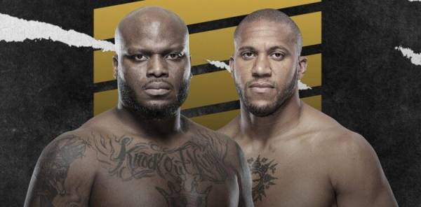 Where Can I Watch, Bet UFC 265 Lewis vs. Gane From Phoenix