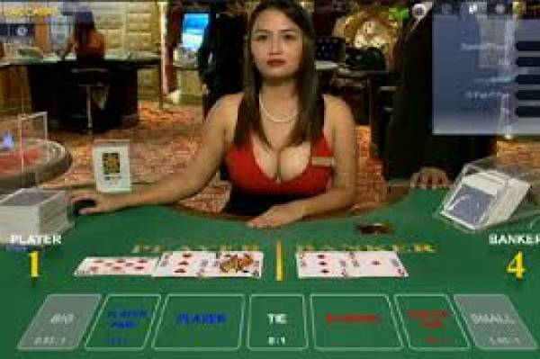 Live Baccarat Online Casino