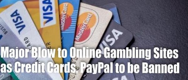 Gambling and Sports Betting News - January 14, 2020: Gambling Watchdog Bans Credit Cards for Online Gambling