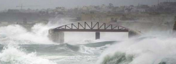 Mega Storm in Online Gambling Hub Malta: Fish Falling From the Sky