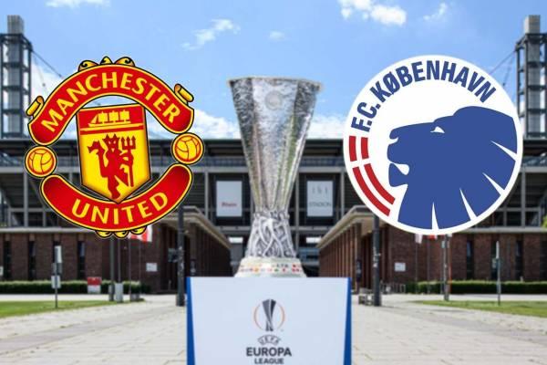 Manchester United vs. FC Copenhagen Tips, Betting Odds Europa League 10 August
