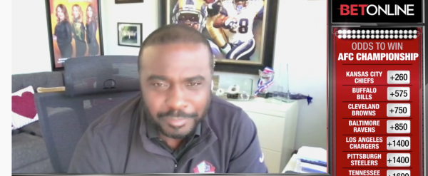 7 Time Pro Bowler Marshall Faulk Talks AFC Futures With BetOnline