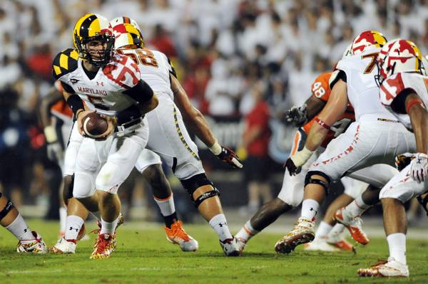 West Virginia vs. Maryland Betting NCAA Football Pick