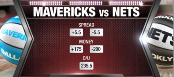 BetOnline All Access: Mavs Nets Free Pick