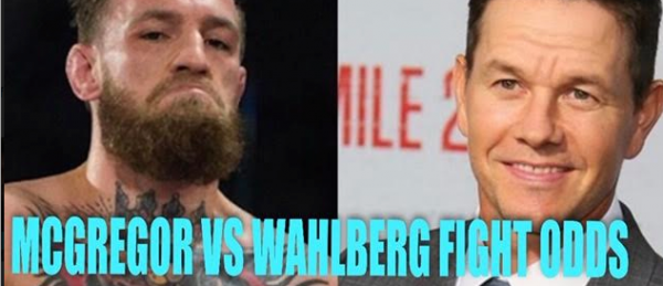 Where Can I Bet on the Conor McGregor vs. Mark Wahlberg Fight Online?