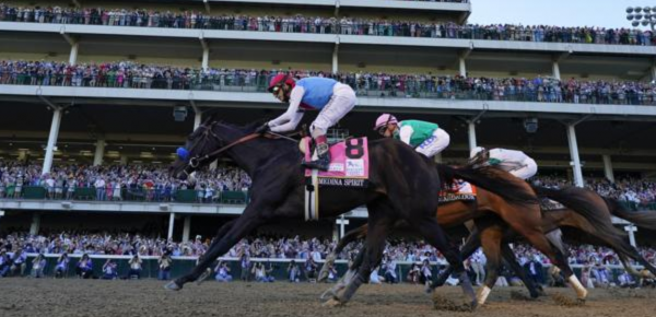 Where Can I Bet the Preakness Stakes Online From Kentucky