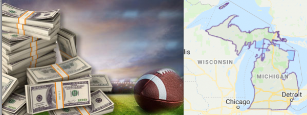Michigan Next State to Begin Offering Sports Betting?