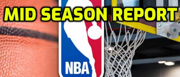 NBA Midseason Report