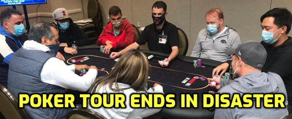 Midway Poker Tour Ends in Disaster