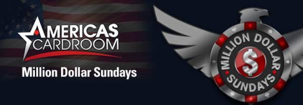 Next Million Dollar Sunday coming September 13th