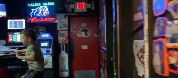 Welcome to Sports Betting in Montana: Cramped, Crying Babies, Hard to Find Kiosks