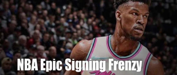 Heat Finalizing Sign and Trade for Butler, Nets Durant, Kyrie and DeAndre
