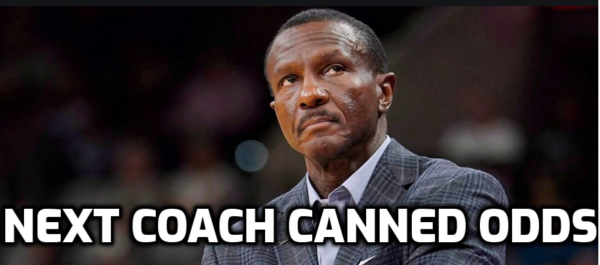 Next NBA Head Coach to be Canned Odds