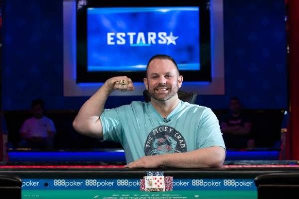 Nicholas Haynes Wins Casino Employees Event at WSOP 2019