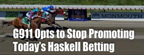 Gambling911 Won't Promote 2019 Haskell Invitational Betting