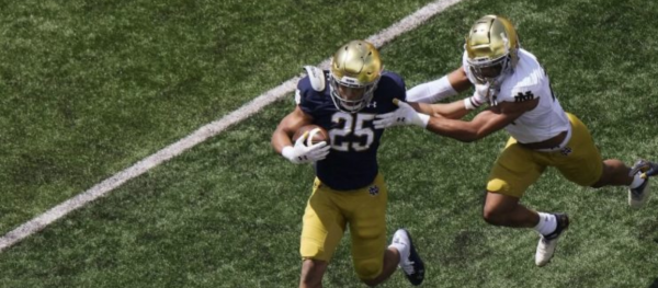 Why Notre Dame Could Cover Against the Spread vs. Purdue Week 3