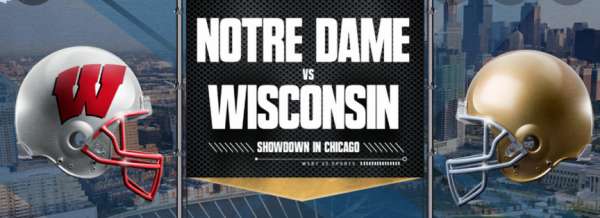 What The Line Should Really Be On The Notre Dame vs. Wisconsin Week 4 Game