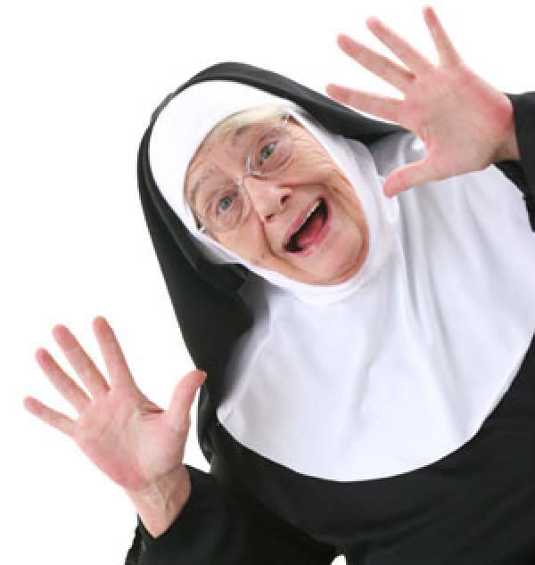 Gambling Nun
