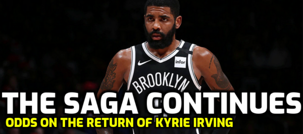 Kyrie Irving Betting Odds: When Will He Return?