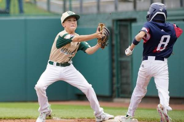 Oregon Payout Odds to Win the 2021 Little League World Series