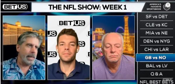 Expert Picks on the Packers vs. Saints Game Week 1