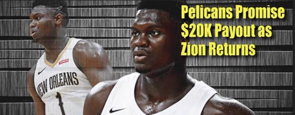 Zion Williamson to Rejoin Pelicans as Team Continues to Get Hot