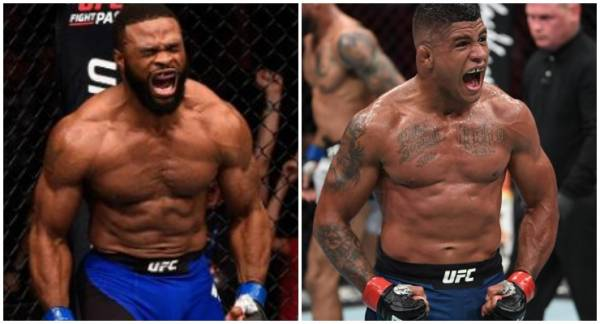 Tyron Woodley vs Gilbert Burns Prop Bets