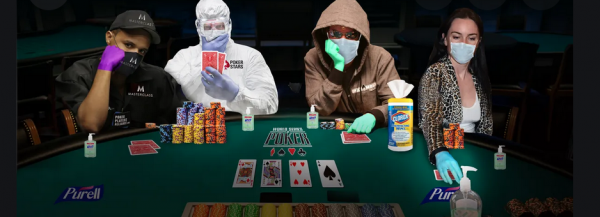 WSOP New Covid Disqualification Rules Have Players Disgusted