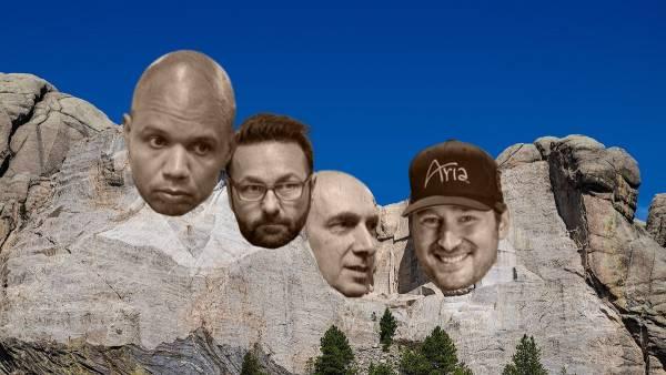 "Doyle Brunson Left Off ""The Mount Rushmore of Poker"" Almost Sacrilegious"