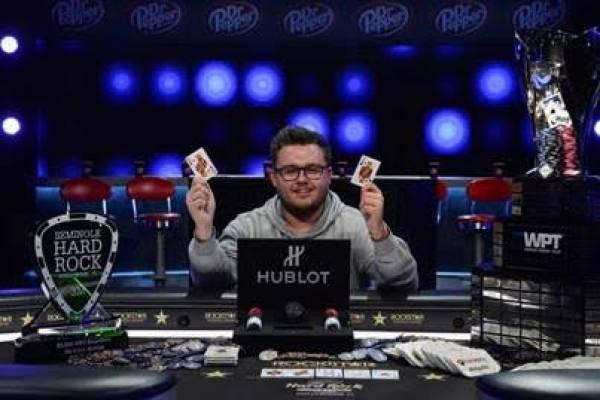 2018 Poker Showdown Series Winners Announced