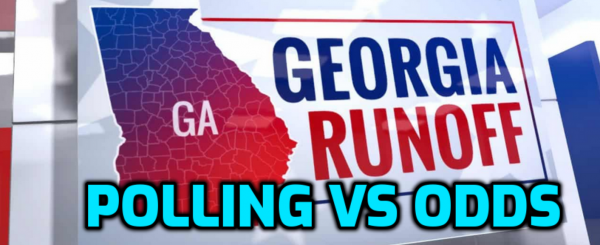 GA Senate Runoff: Recent Polling vs. Betting Odds