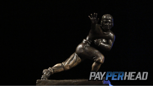 Pay Per Head Agent Update: Who Will Be The NCAAF Heisman Trophy Winner?
