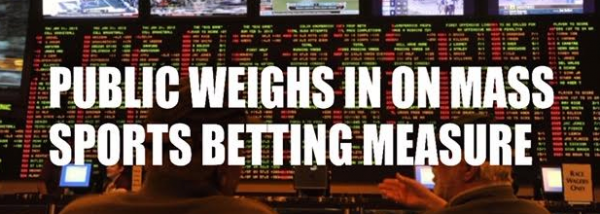 Public Weighs in on Massachusetts Sports Betting Bill
