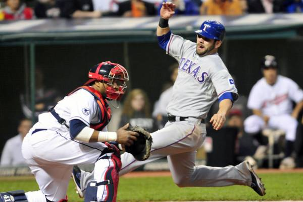Indians vs. Rangers Series Betting Odds – Game One April 3