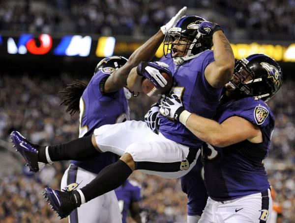 Baltimore Ravens vs Buffalo Bills Odds