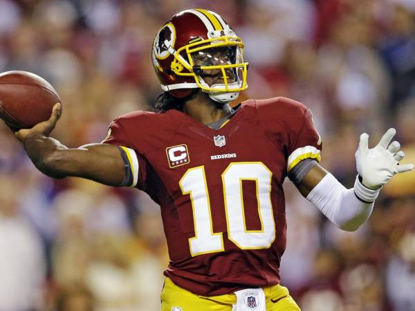 Washington Redskins vs Oakland Raiders Odds