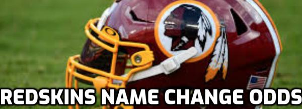 Washington Redskins Name Change Odds: Presidents, Generals, Lincolns Favored