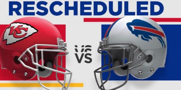 NFL Betting – Kansas City Chiefs at Buffalo Bills